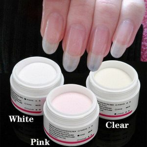 Dipping Powder Pink & White
