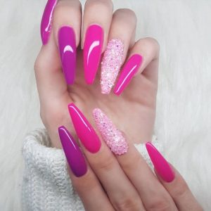 Add Artificial Tips w SNS Dipping Powder
