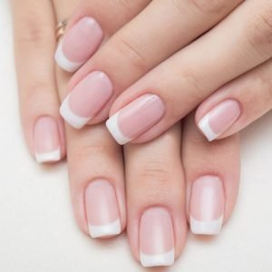 Gel Manicure/French