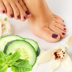 Cucumber Pedicure