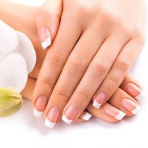 Regular Manicure with French