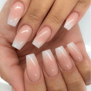 Pink & White Fill-in