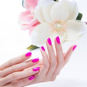 Ultimate Galvanic Spa Treatment Manicure