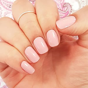 Regular Manicure with Color