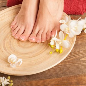 Smoothing Pedicure