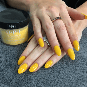 Dipping Powder Natural Nails