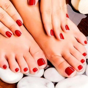 Pedi & Mani Regular Polish