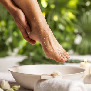 Ultimate Treatment Pedicure