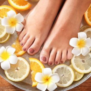 Natural Pedicure