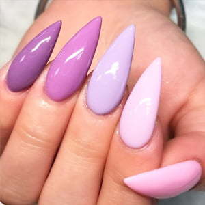 Gel Color Manicure