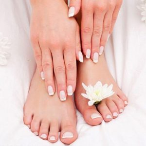 Manicure + Pedicure (Regular Polish)