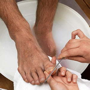 Classic Men Pedicure