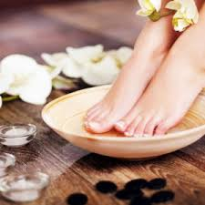 Herbal Deluxe Pedicure