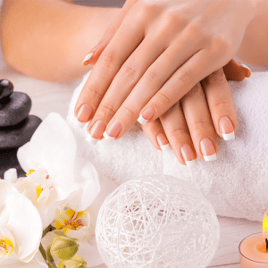 Deluxe Manicure