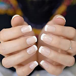 Dipping Powder Real Nails French