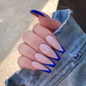 Add Tips or Nail Shaping for Acrylic Nails