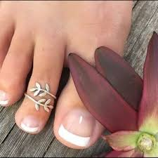 Color Toes w French