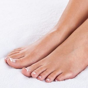 Healthy Nails on Toes