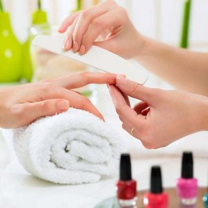 Gel Color with Our Manicure