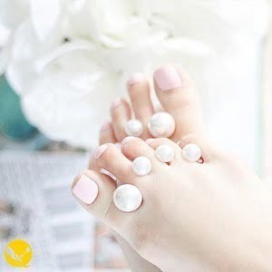 Pearl Pedicure