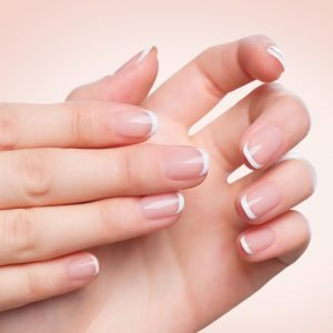 Dipping Powder French w Manicure