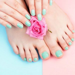 Basic Manicure & Pedicure
