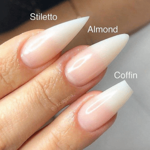 Special Shape (Almond or Coffin)