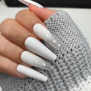 Longer Length/Repair/Newest Trend Shaping/Nail Art Design