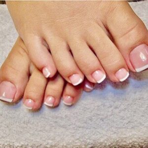 French-Polish Change on Toes