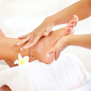 15 Mins Foot Massage