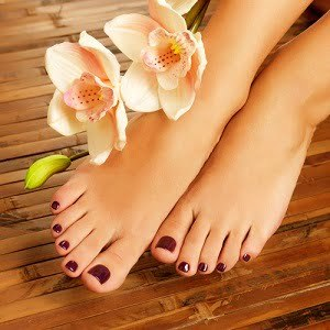 Cafe Au Lait Pedicure