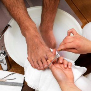 Men's Sports Pedicure