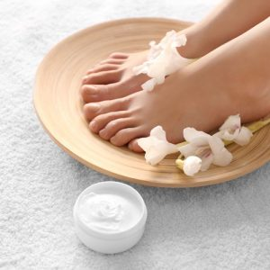 Natural Essential Pedicure