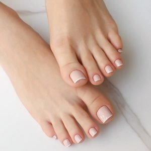 Add-on Shellac French for Pedicure