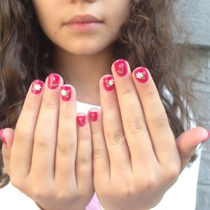 7 - 10 Years Old Manicure