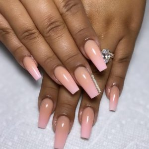 Gel Polish Acrylic Full Set