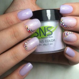 Deluxe SNS Nails with Tips