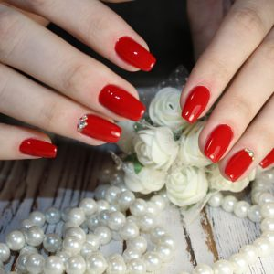Dip with Manicure