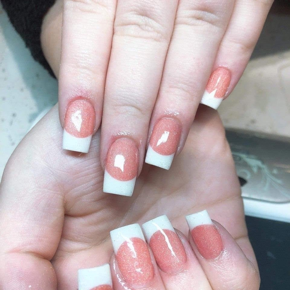 Deluxe Solar Pink & White Fill-ins