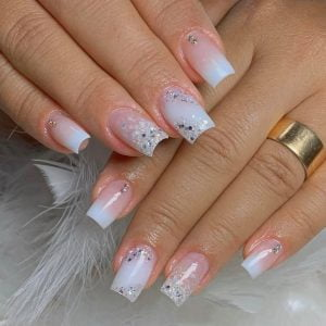 Pink & White Fill-ins