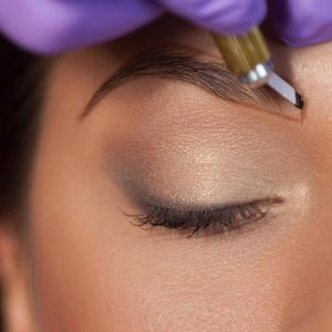 Microblading with Touch Up