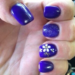 Acrylic Nails Fill-in Gel Color
