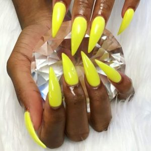 No-chip Manicure with Color