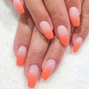 Dipping Powder Ombre Full Set