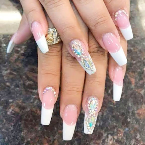 nail design 97 The Nail Spa College Parkway